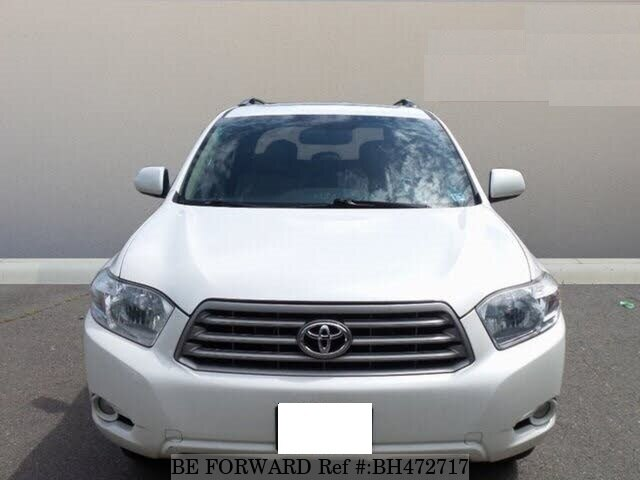 Used 2010 TOYOTA HIGHLANDER BH472717 for Sale