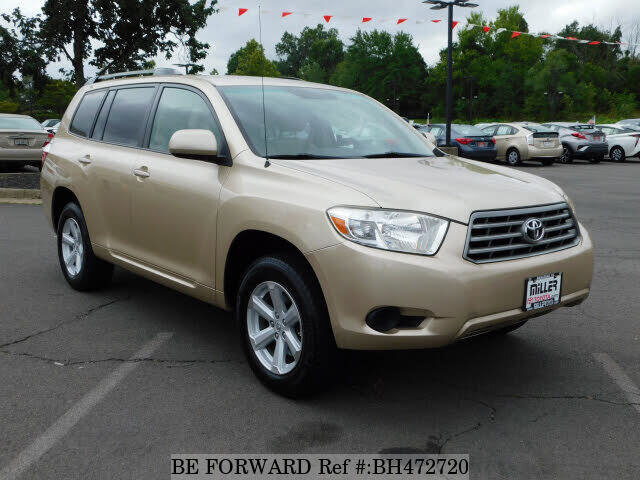Used 2008 TOYOTA HIGHLANDER BH472720 for Sale
