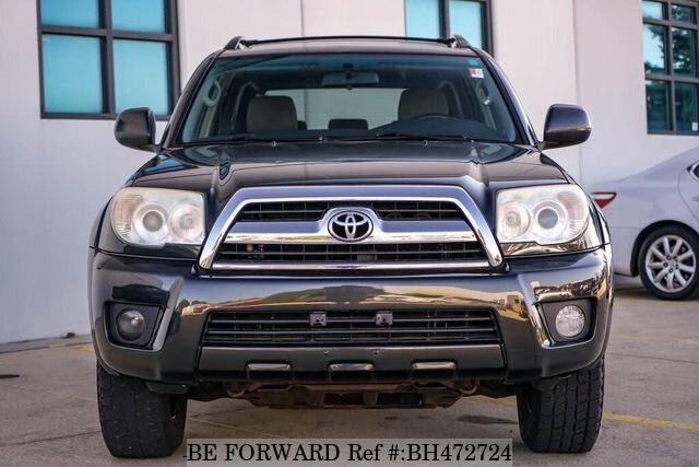 Used 2008 TOYOTA 4RUNNER BH472724 for Sale