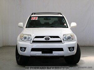 Used 2008 TOYOTA 4RUNNER BH472728 for Sale