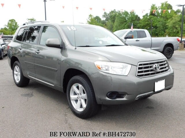Used 2010 TOYOTA HIGHLANDER BH472730 for Sale