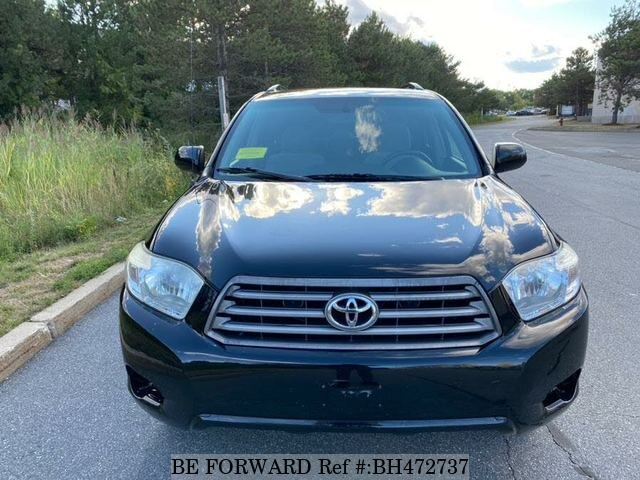 Used 2010 TOYOTA HIGHLANDER BH472737 for Sale