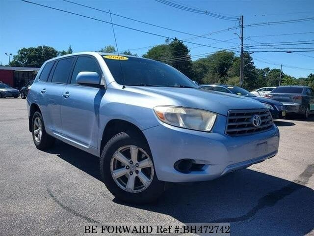 Used 2008 TOYOTA HIGHLANDER BH472742 for Sale