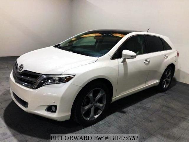 Used 2014 TOYOTA VENZA BH472752 for Sale