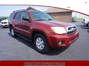 Used 2008 TOYOTA 4RUNNER BH472755 for Sale
