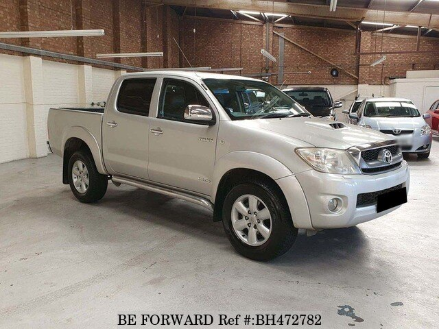 Used 2010 TOYOTA HILUX BH472782 for Sale