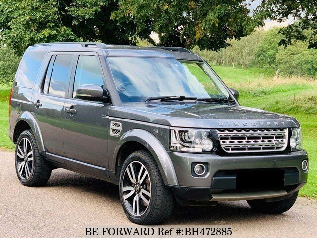 Used 2014 LAND ROVER DISCOVERY 4 BH472885 for Sale