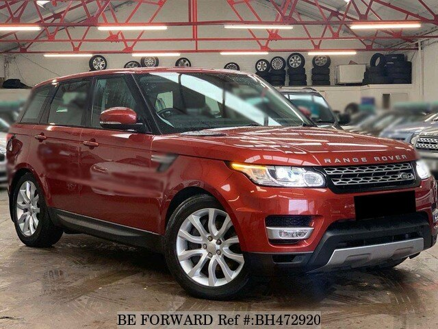 Used 2014 LAND ROVER RANGE ROVER SPORT BH472920 for Sale