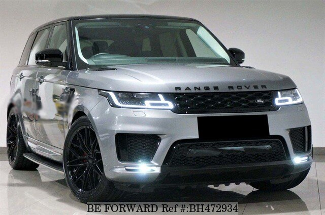 Used 2019 LAND ROVER RANGE ROVER SPORT BH472934 for Sale