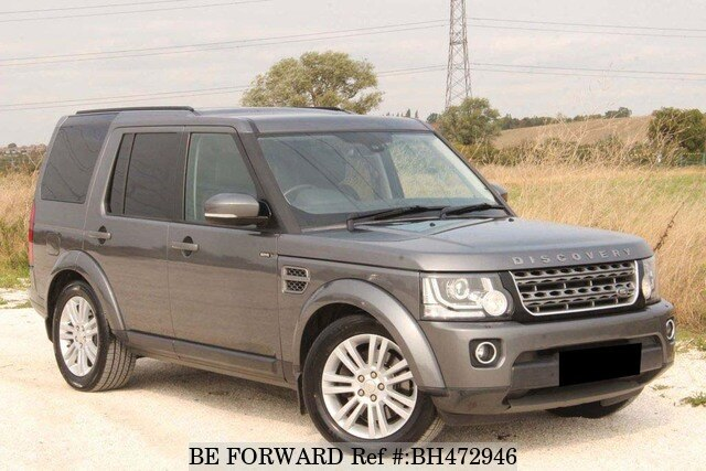 Used 2014 LAND ROVER DISCOVERY 4 BH472946 for Sale