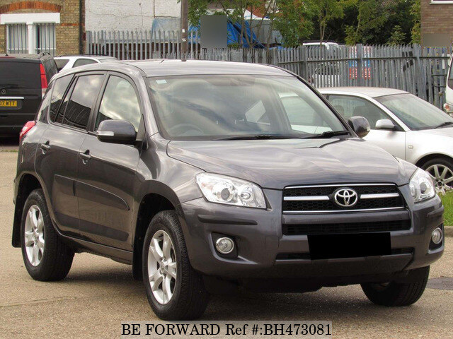 Used 2009 TOYOTA RAV4 BH473081 for Sale