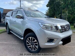 Used 2017 NISSAN NAVARA BH473140 for Sale
