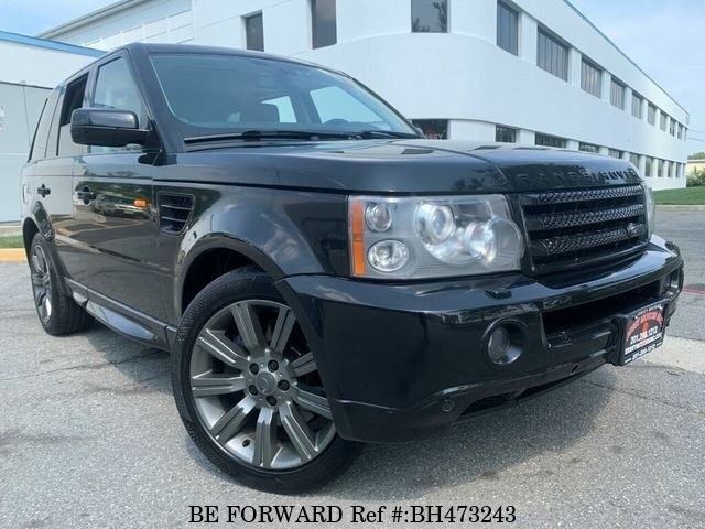 Used 2007 LAND ROVER RANGE ROVER SPORT BH473243 for Sale