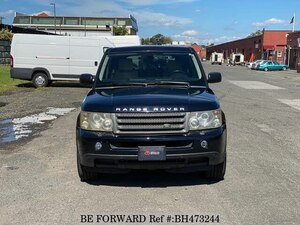 Used 2006 LAND ROVER RANGE ROVER SPORT BH473244 for Sale
