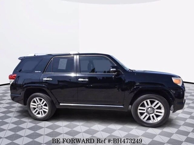 Used 2010 TOYOTA 4RUNNER BH473249 for Sale