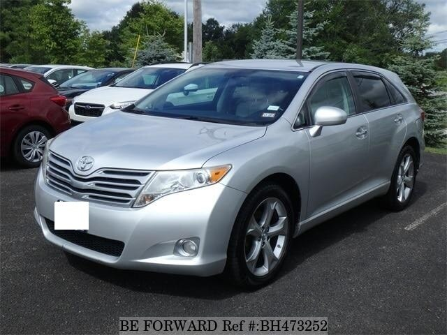 Used 2009 TOYOTA VENZA BH473252 for Sale