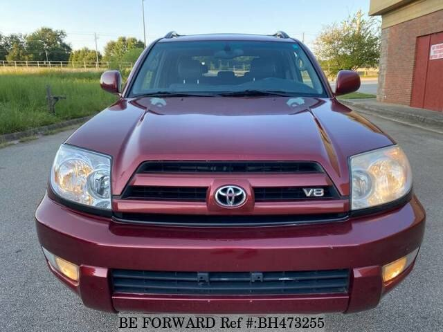 Used 2005 TOYOTA 4RUNNER BH473255 for Sale