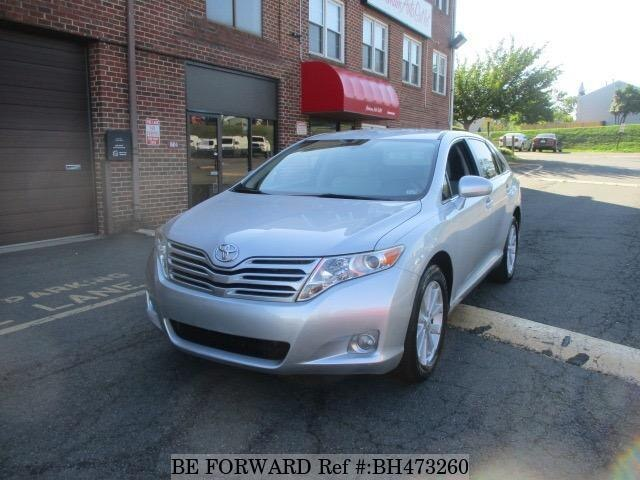 Used 2010 TOYOTA VENZA BH473260 for Sale
