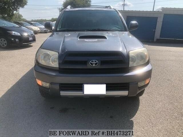 Used 2005 TOYOTA 4RUNNER BH473271 for Sale