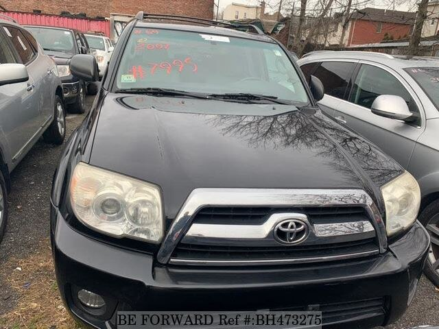 Used 2007 TOYOTA 4RUNNER BH473275 for Sale