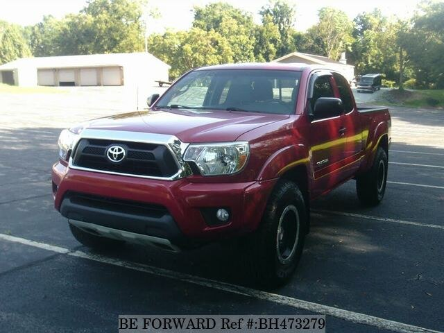 Used 2013 TOYOTA TACOMA BH473279 for Sale