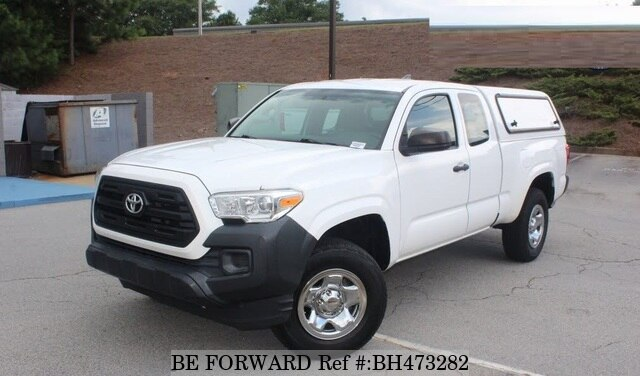 Used 2016 TOYOTA TACOMA BH473282 for Sale