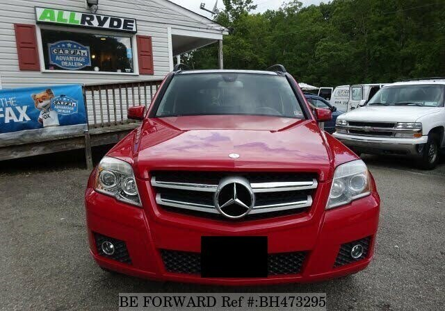 Used 2010 MERCEDES-BENZ GLK-CLASS BH473295 for Sale