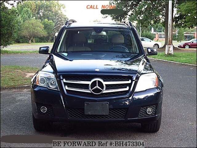 Used 2010 MERCEDES-BENZ GLK-CLASS BH473304 for Sale