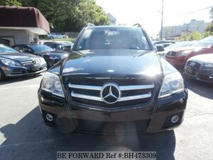 Used 2010 MERCEDES-BENZ GLK-CLASS BH473309 for Sale