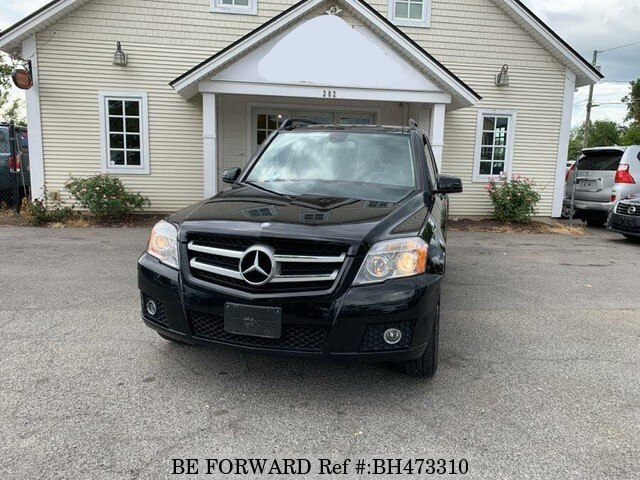 Used 2011 MERCEDES-BENZ GLK-CLASS BH473310 for Sale