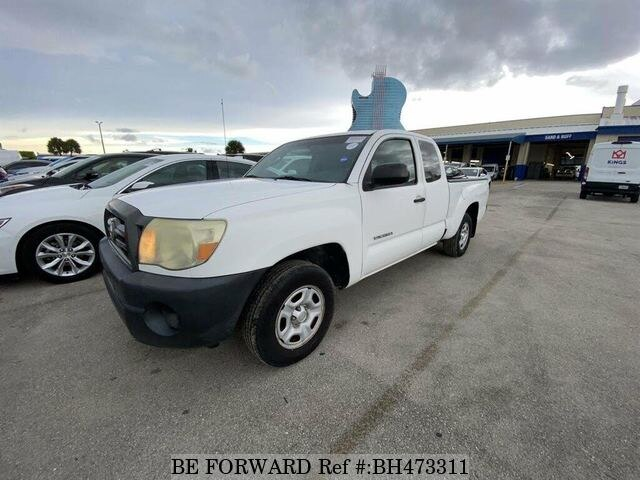 Used 2010 TOYOTA TACOMA BH473311 for Sale