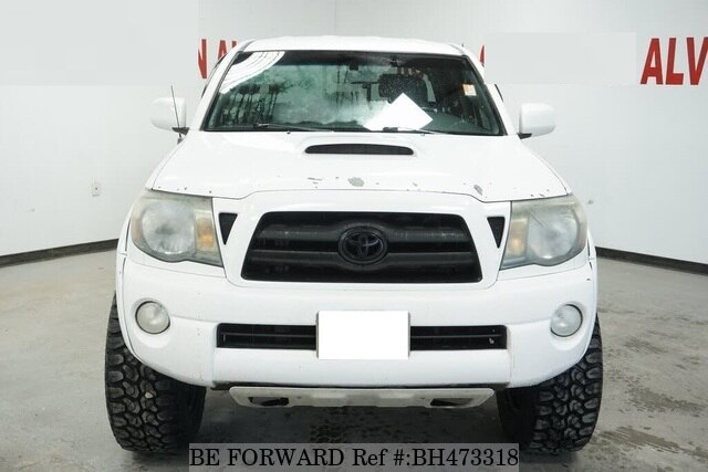 Used 2008 TOYOTA TACOMA BH473318 for Sale