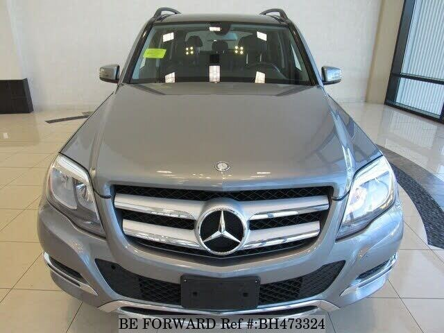 Used 2013 MERCEDES-BENZ GLK-CLASS BH473324 for Sale