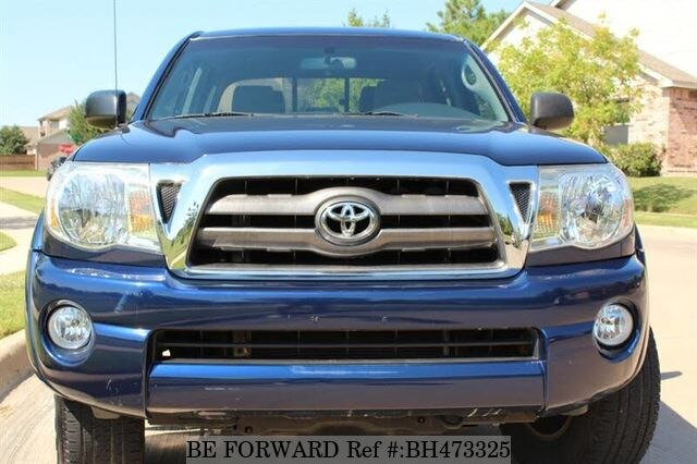Used 2008 TOYOTA TACOMA BH473325 for Sale