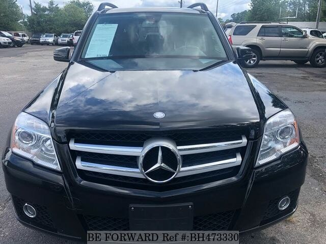Used 2012 MERCEDES-BENZ GLK-CLASS BH473330 for Sale