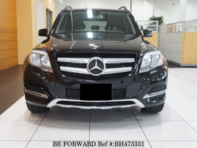 Used 2013 MERCEDES-BENZ GLK-CLASS BH473331 for Sale