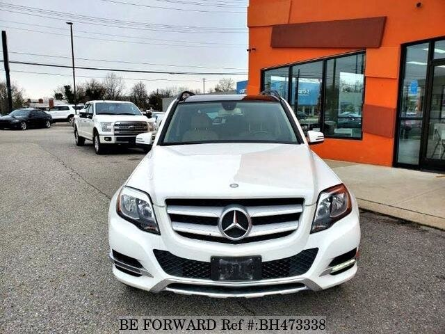 Used 2013 MERCEDES-BENZ GLK-CLASS BH473338 for Sale