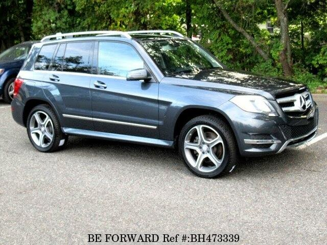 Used 2014 MERCEDES-BENZ GLK-CLASS BH473339 for Sale