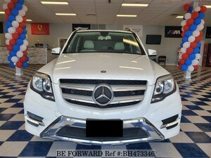 Used 2013 MERCEDES-BENZ GLK-CLASS BH473346 for Sale