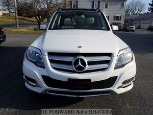 Used 2014 MERCEDES-BENZ GLK-CLASS BH473352 for Sale