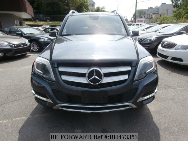 Used 2015 MERCEDES-BENZ GLK-CLASS BH473353 for Sale