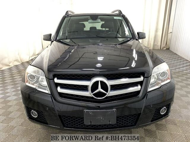 Used 2010 MERCEDES-BENZ GLK-CLASS BH473354 for Sale