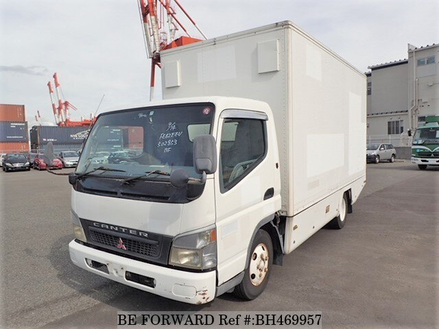 Used 2003 MITSUBISHI CANTER BH469957 for Sale