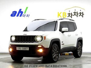 Used 2016 JEEP RENEGADE BH473399 for Sale