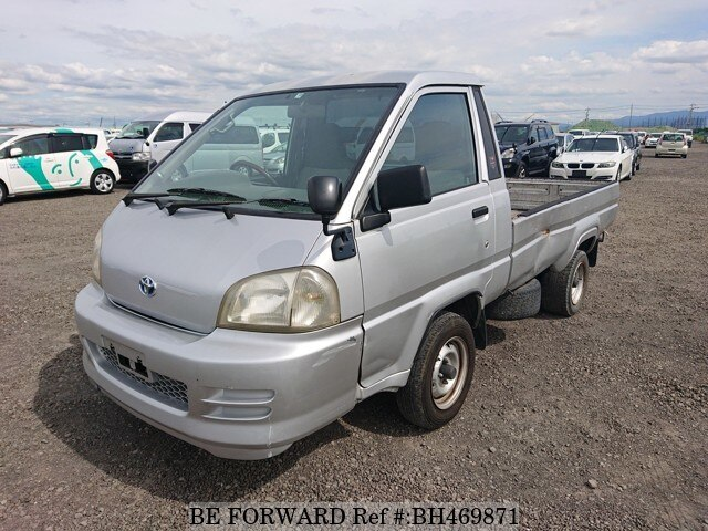 Used 2007 TOYOTA LITEACE TRUCK BH469871 for Sale