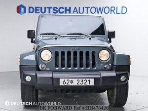 Used 2014 JEEP WRANGLER BH473426 for Sale