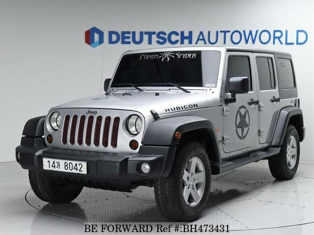 Used 2012 JEEP WRANGLER BH473431 for Sale