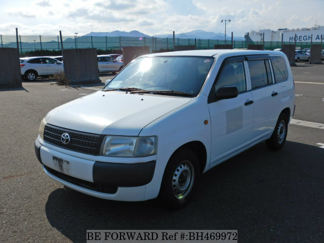 Used 2006 TOYOTA PROBOX VAN BH469972 for Sale