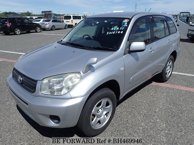 Used 2005 TOYOTA RAV4 BH469946 for Sale