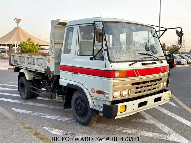 Used 1990 NISSAN CONDOR BH473521 for Sale